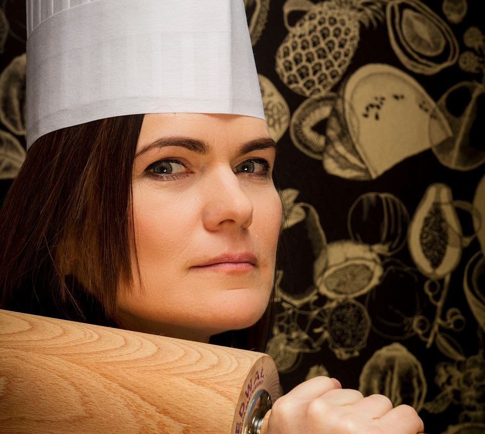 "It's really a great success. The owner of a restaurant in Szczecin with the title of ""The Best Female Chef in Poland"""